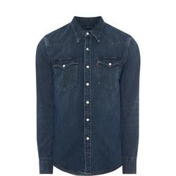 Barstow Western Denim Shirt