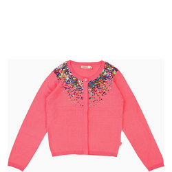 Sequin Embellished Cardigan