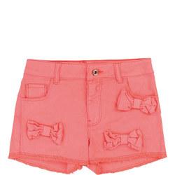 Bow Detail Shorts