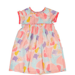 Pear Print Dress