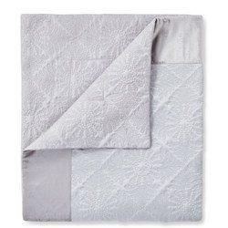 Hertford Bedspread Silver