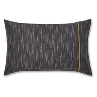 Ariella Housewife Pillowcase Black