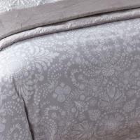 Hertford Duvet Cover Silver