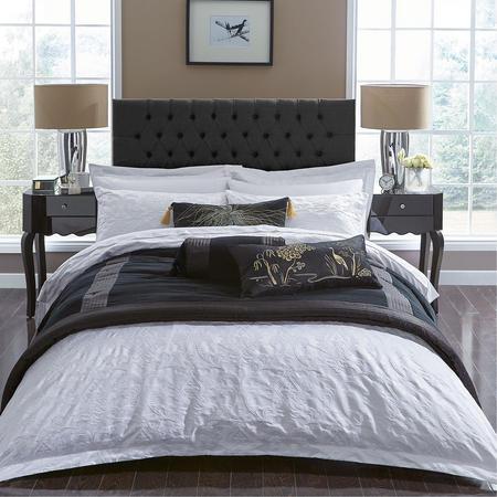 Milbourne Coordinated Bedding White