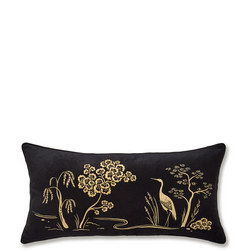 Manchurian Cushion Black