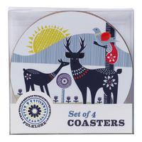 Coasters Set Of Four