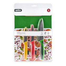 Knife Set with Chopping Board