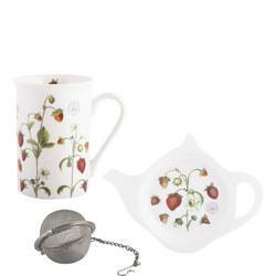 Kew Strawberry Fayre High Tea Gift Set