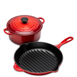 Cast Iron Starter Set