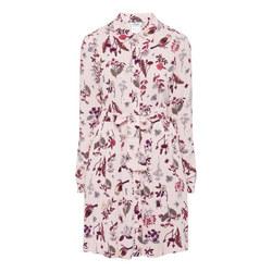 Flora and Fauna Shirt Dress