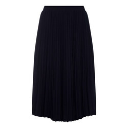 Embellished Pleated Skirt