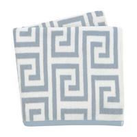 Hotel Collection Alexis Towel Blue Mist