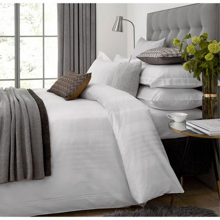 Hotel Collection Sakala Duvet Cover Platinum