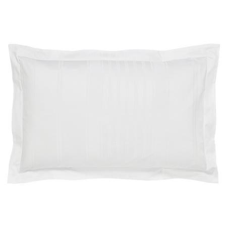 Hotel Collection Sakala Oxford Pillowcase White