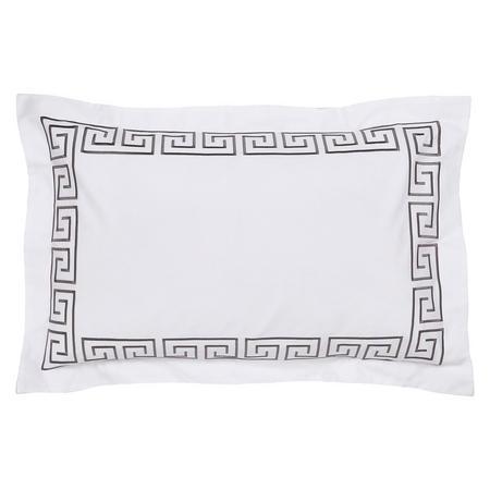 Hotel Collection Melbury Oxford Pillowcase Platinum
