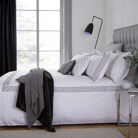 Melbury Coordinated Bedding Platinum