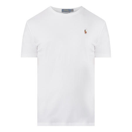 Pima Cotton Logo T-Shirt
