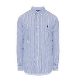 Double Stripe Slim Shirt