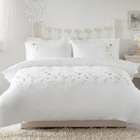 Imogen Duvet Set White