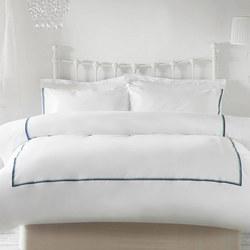 Brunswick Duvet Set White