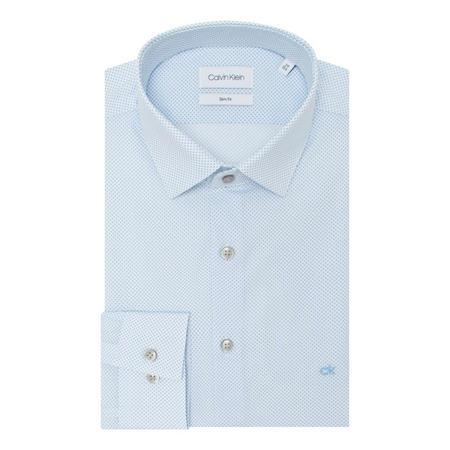 Bari Dot Pattern Shirt