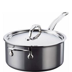 Hestan 22cm Covered Saucepan with Helper Handle