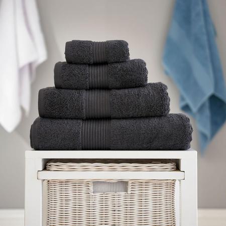 Bliss Towel Egg Steel