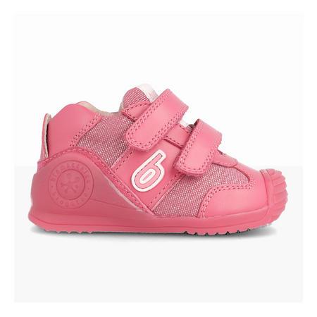 Double Strap Velcro Shoes