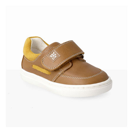 Leather Strap Shoes