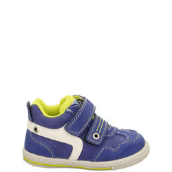 Kids Brucy High Top  Trainers
