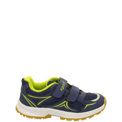 Kids Miro Velcro Trainers