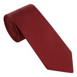 Grid Textured Tie