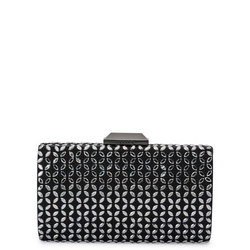 Kaylee Diamond Hotfix Clutch