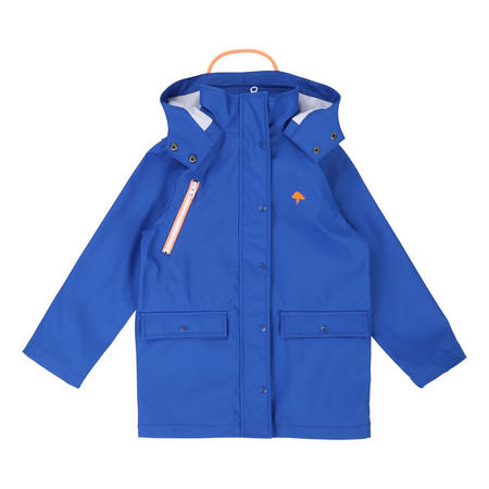 Snap Button Raincoat