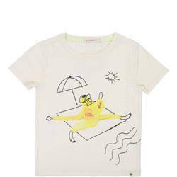Sunbathing Banana T-Shirt