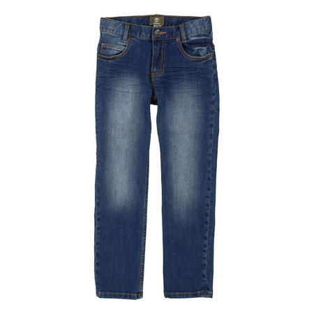 Boys Faded Jeans