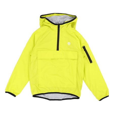 Half Zip Hooded Jacket