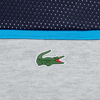 Mesh Panel Tennis T-Shirt