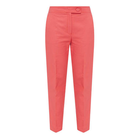 Waffle Textured Trousers