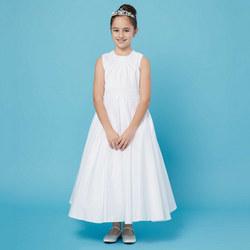 Beaded Communion Dress