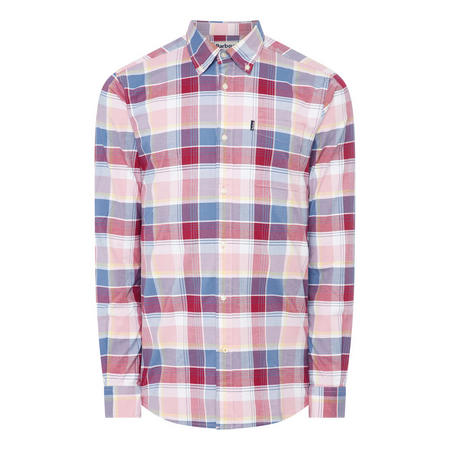 Check Oxford Shirt