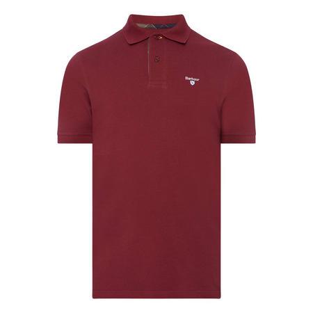 Tartan Pique Polo Shirt