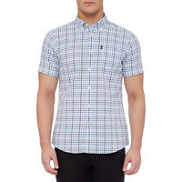 Seersucker Short Sleeve Shirt