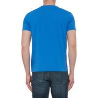 Crew Neck Pocket T-Shirt