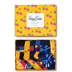Six-Pack Kids Socks Gift Set