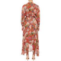Mogador Wrap Dress