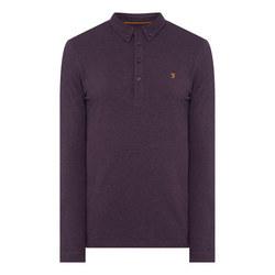 Merriweather Long Sleeve Polo Shirt