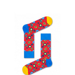 The Beatles Flower Power Socks