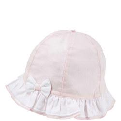 Gabby Frilled Sun Hat
