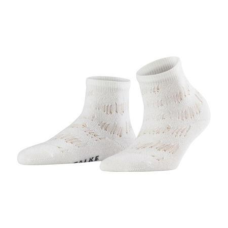 Open Knit Ankle Socks